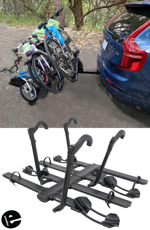 Kuat Nv 2 0 Base 4 Bike Platform Rack 2 Hitches Tilting