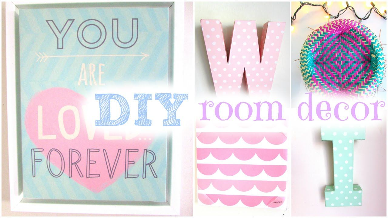 Diy Spring Room Decor Cute Cheap Easy Easy Ways To