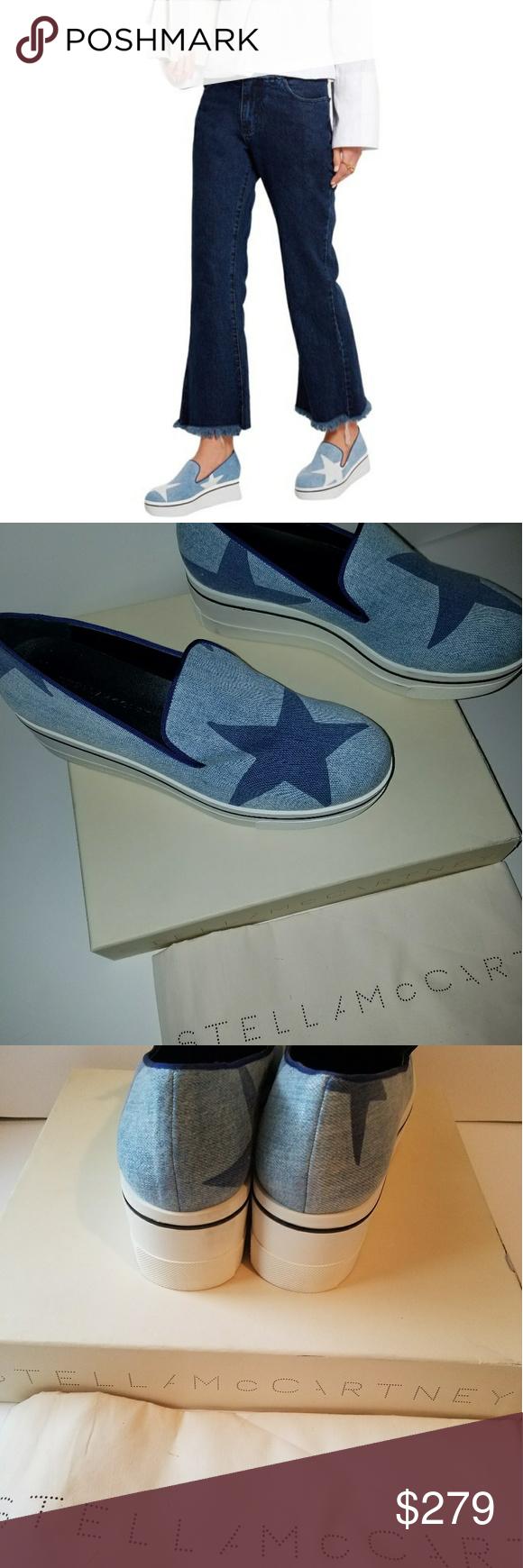 Stella McCartney Binx Star Slip-On