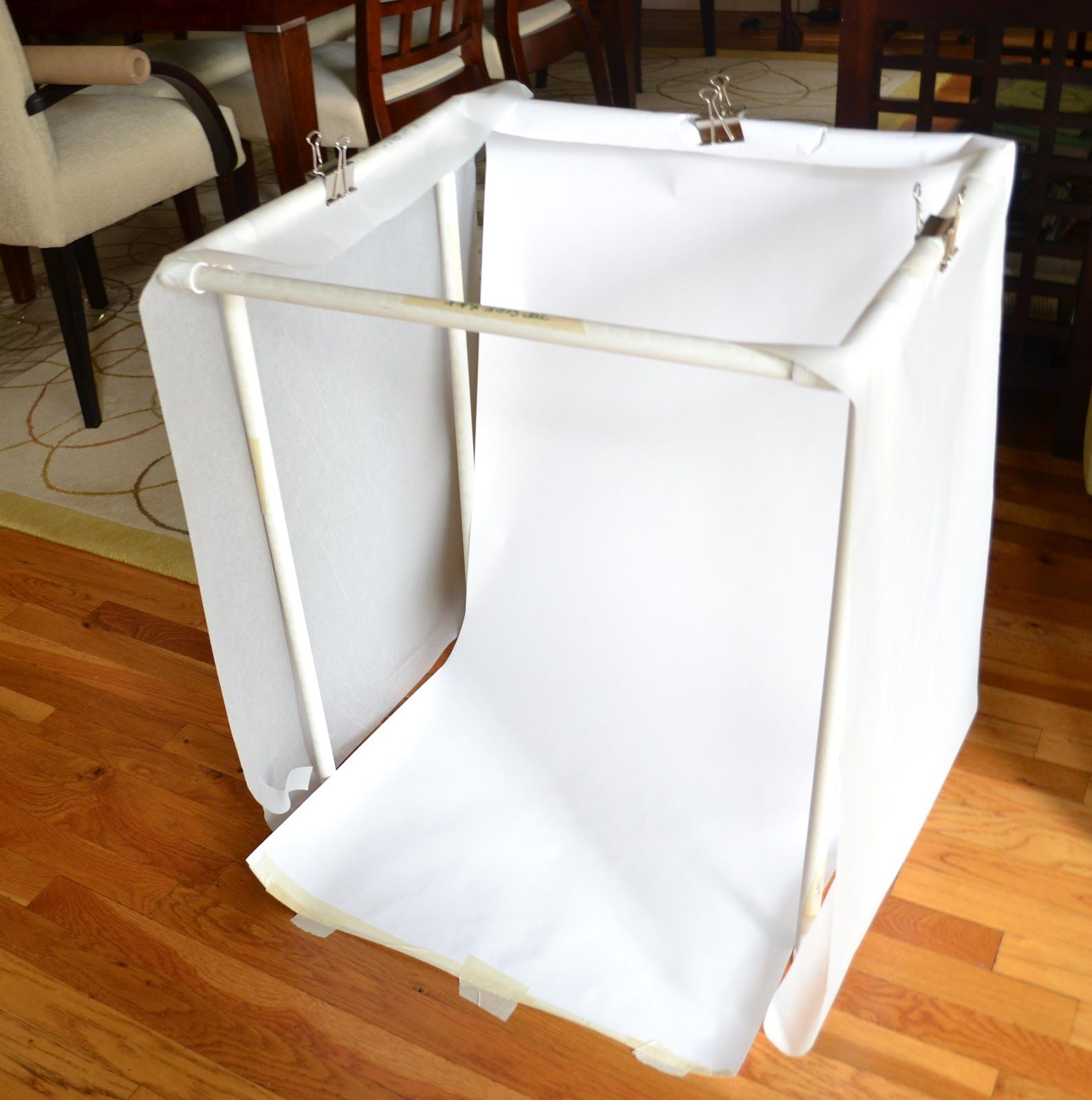 DIY Softbox | Photography tips | Photography, Photography