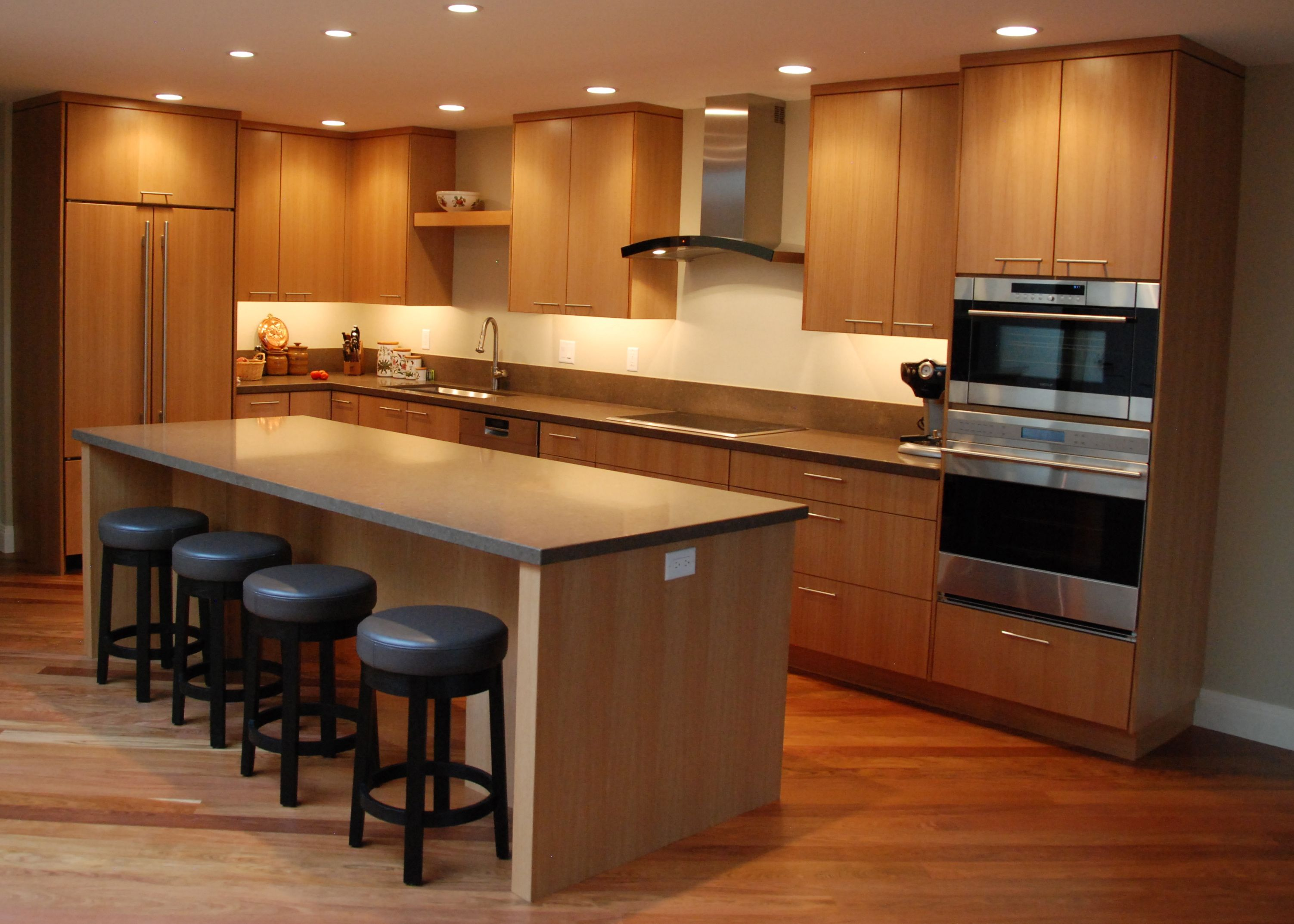 How To Build Kitchen Cabinet Easily  Kitchen  Pinterest Inspiration Small Kitchen Design Ideas 2014 2018
