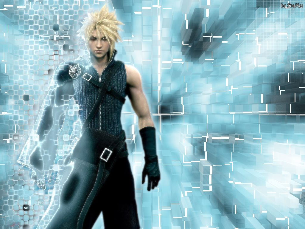Cloud Strife Wallpaper By On