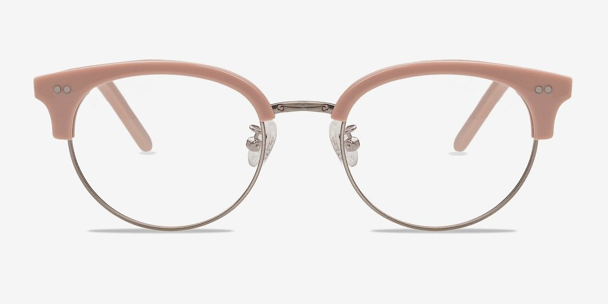 d29cc771c1e Annabel Pink Acetate Eyeglasses from EyeBuyDirect. A fashionable frame with  great quality and an affordable price.