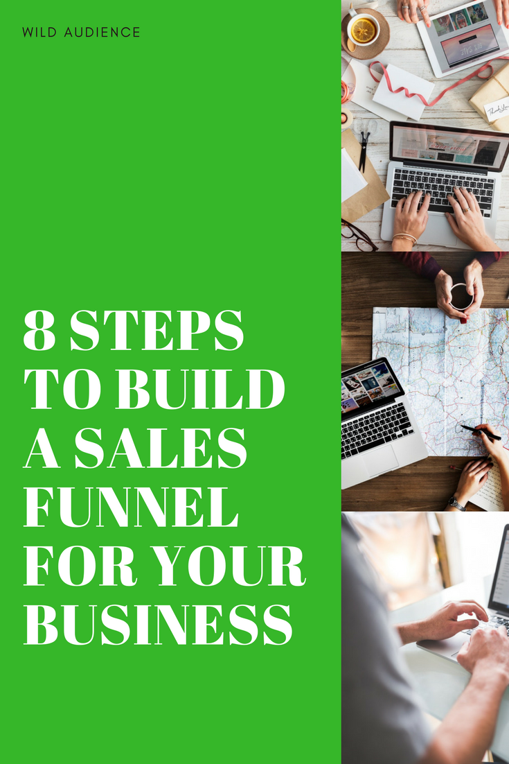 Free Ebook  StepByStep Sales Funnel Implementation Plan  Guide