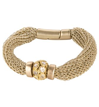 MULTI CHAIN BRACELET from Amber Rose by Rockmans