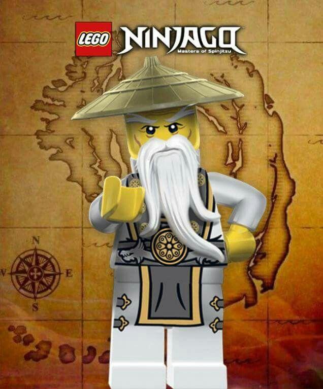 Sensei Wu Lego Ninjago Party Lego Ninjago Birthday Lego Ninjago