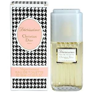 f94f37647eb Diorissimo by Christian Dior. Mum had this when I was little, and I've  always loved the scent...Lilys of Valley :)
