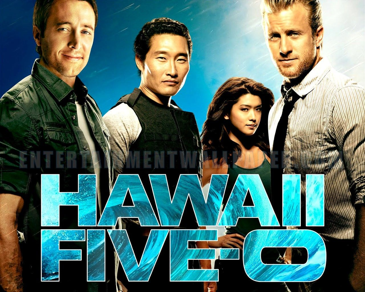 Hawaii Five Action Crime Drama Wallpaper 900529 Hawaii Five