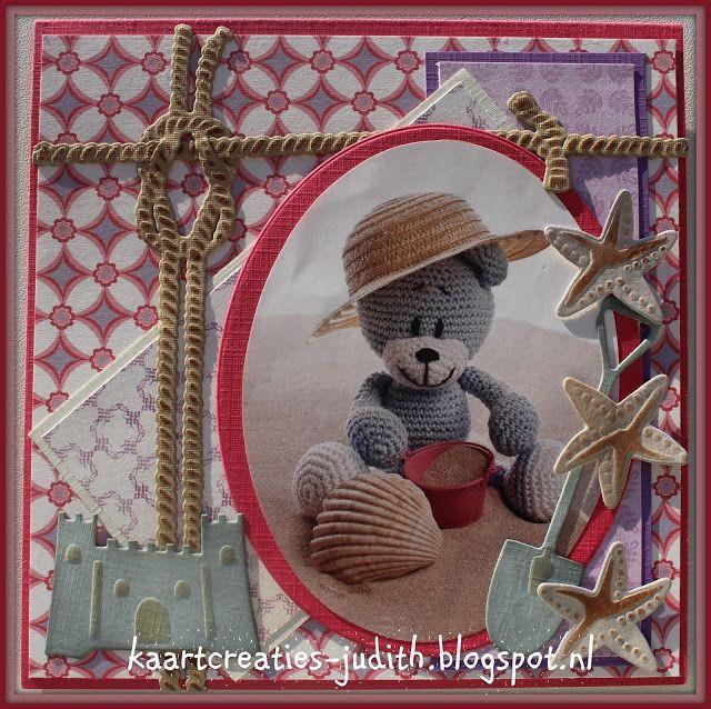 Kaarten en Creaties van Judith: Sophie is jarig...