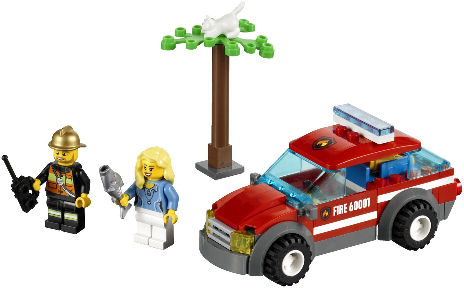 Lego City Fire Chief Car Free Shipping Atticus Toys Pinterest