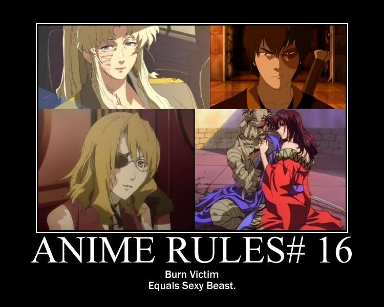 anime rule 16 lol