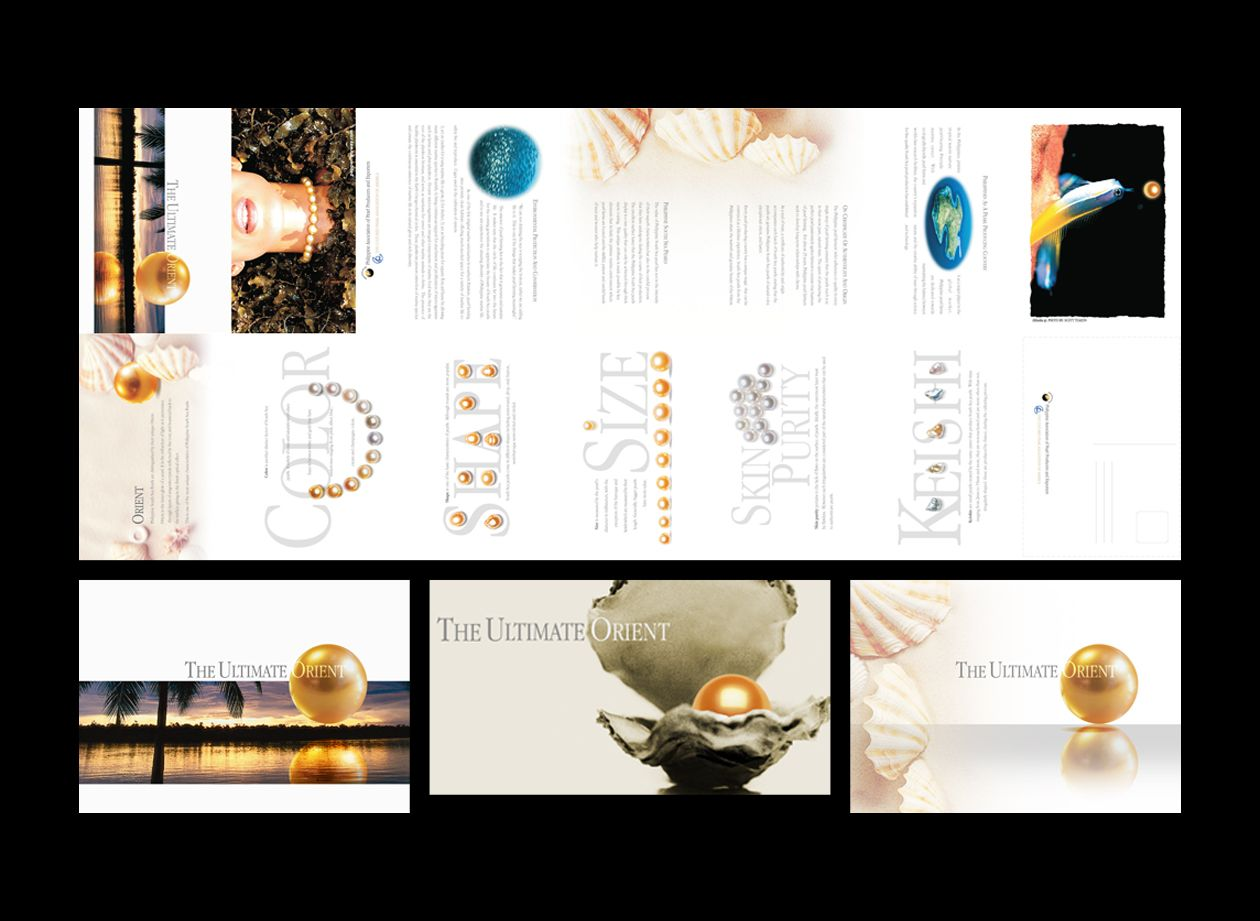 Jewelry Brochure Design Templates  Google Search  Project