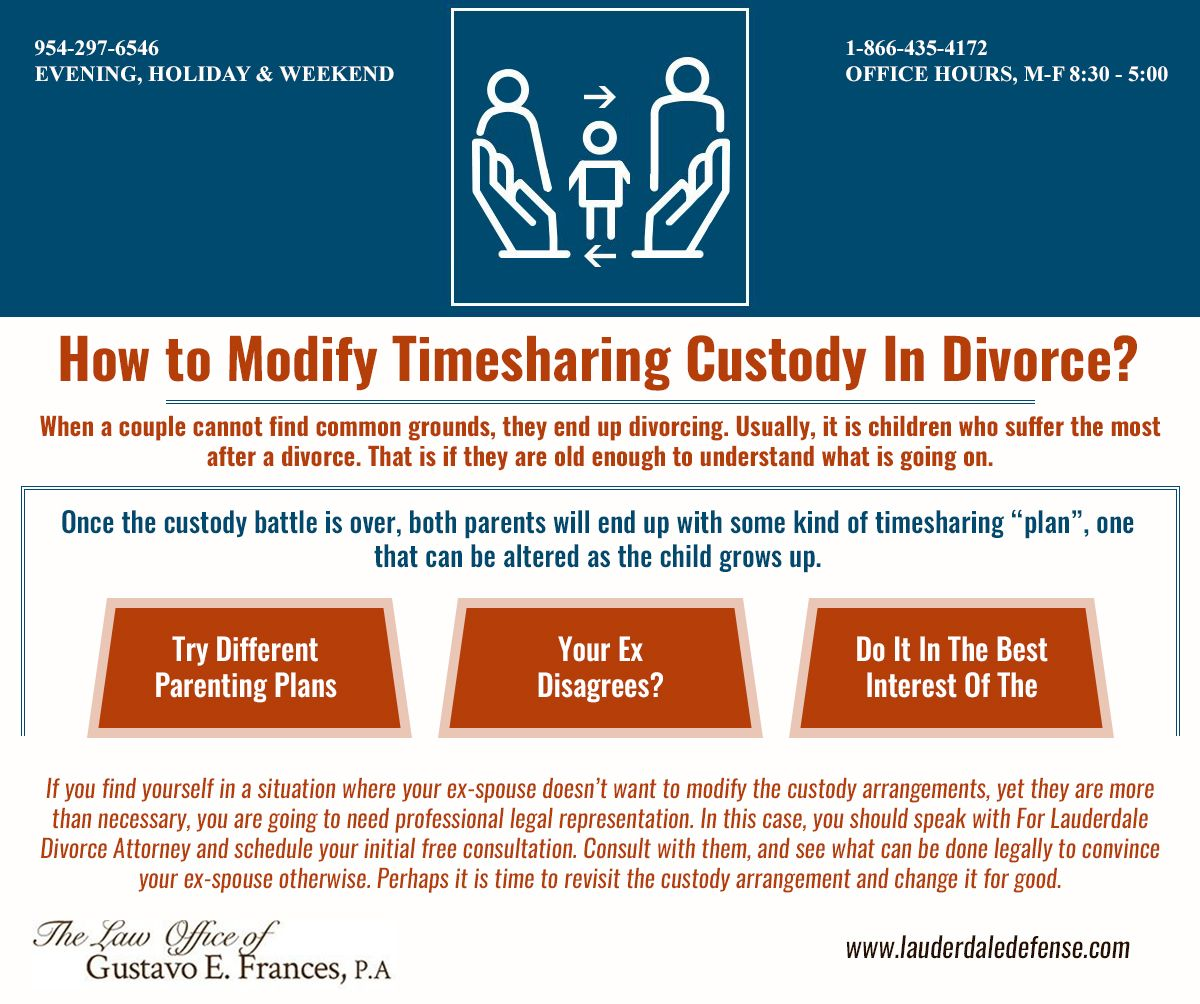 If you find yourself in a situation where your exspouse