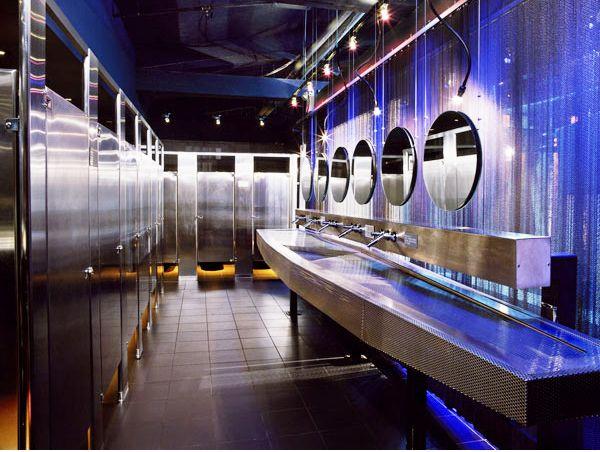 Dark Moody Bathroom Designs That Impress Nightclub Design
