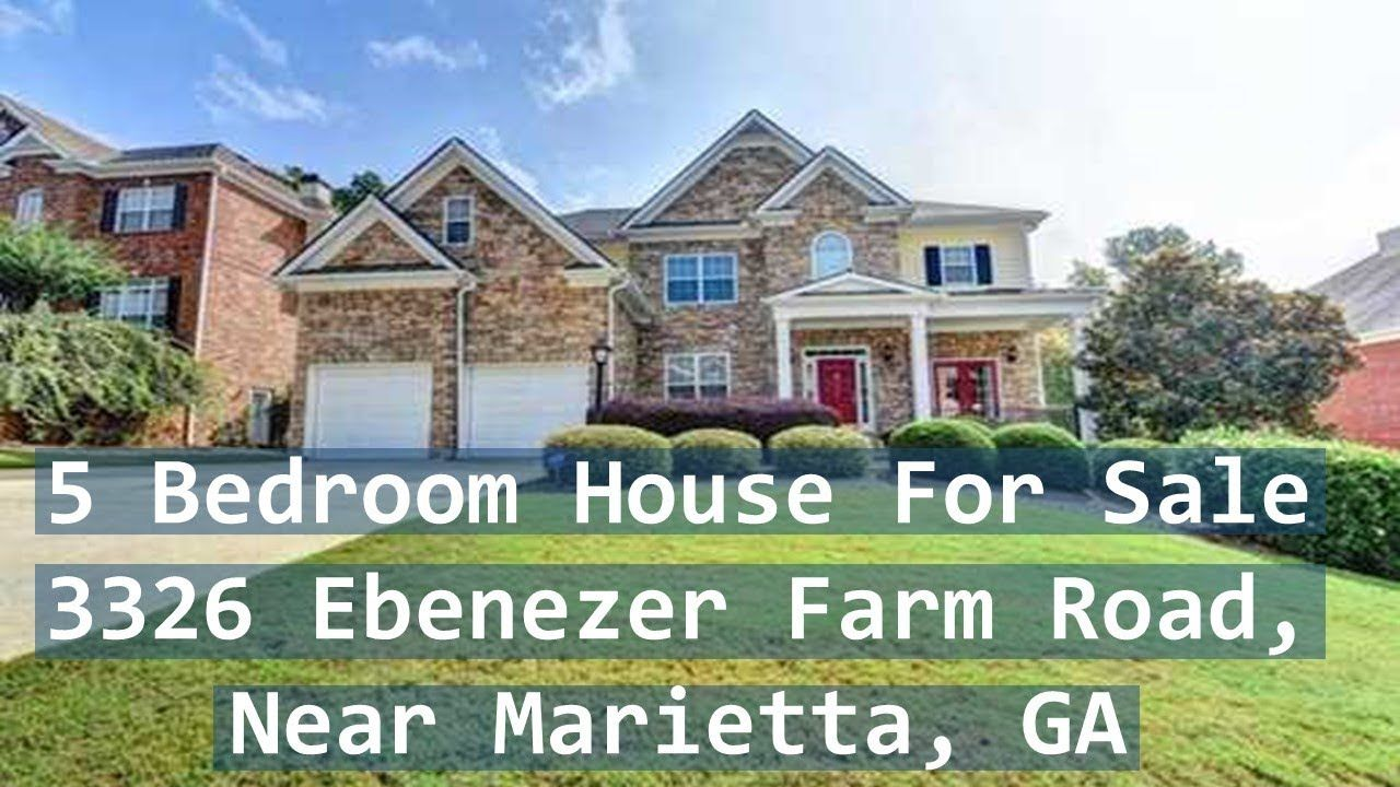 Fine 5 Bedroom House For Sale 3326 Ebenezer Farm Road Near Home Interior And Landscaping Palasignezvosmurscom