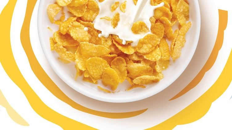 Nestle Gofree Corn Flakes Nutritious Breakfast Snack Recipes