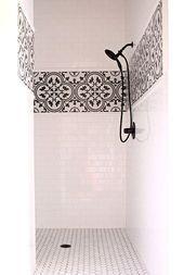 25 Awesome Farmhouse Bathroom Tile Shower Ideas Walk In Shower Room Floor  Wal  25 Awesome Farmhouse Bathroom Tile Shower Ideas Walk In Shower Room Floor  Walls
