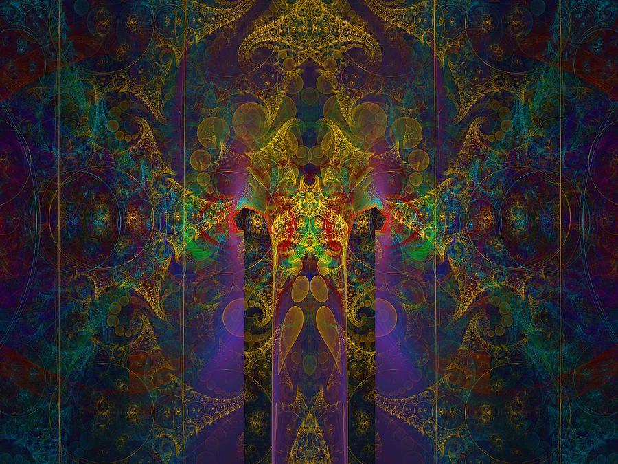 1001 Nights Digital Art by Diana Coatu