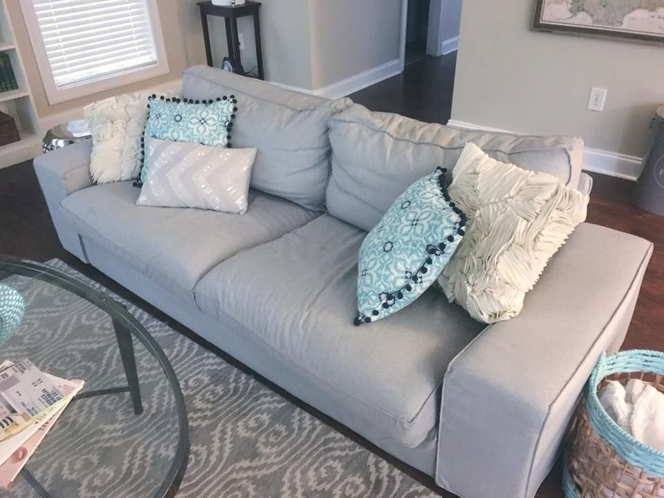 Ikea Slipcover Sofa Review 3 Years Later How To Clean Covers