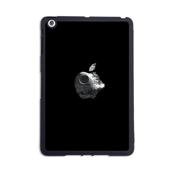 This case lives where Star Wars fans and Apple lovers converge into one.    High quality polycarbonate plastic offers a slim, non-bulky fit