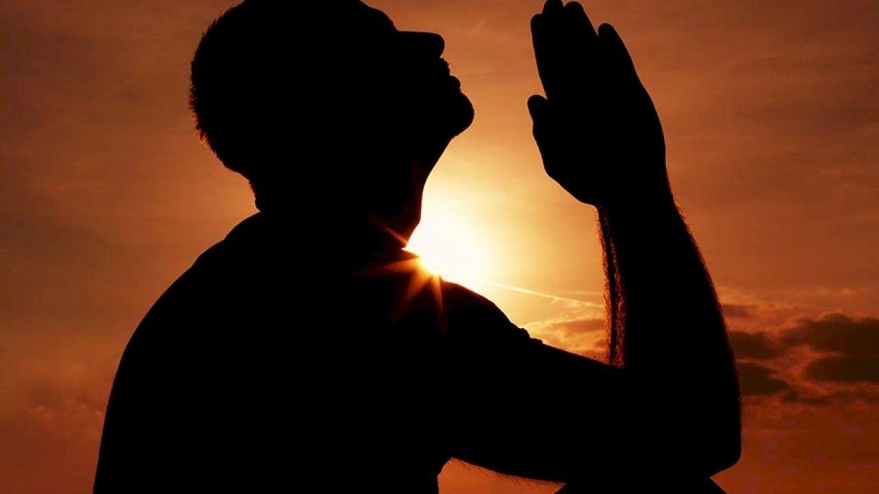 كيف اقوي ايماني Human Silhouette Human Faith