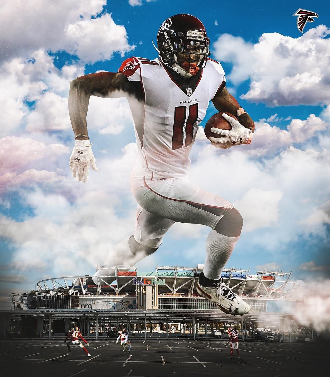 Atlanta Falcons On Instagram This Is Bigger Than You Atlanta Falcons Atlanta Falcons