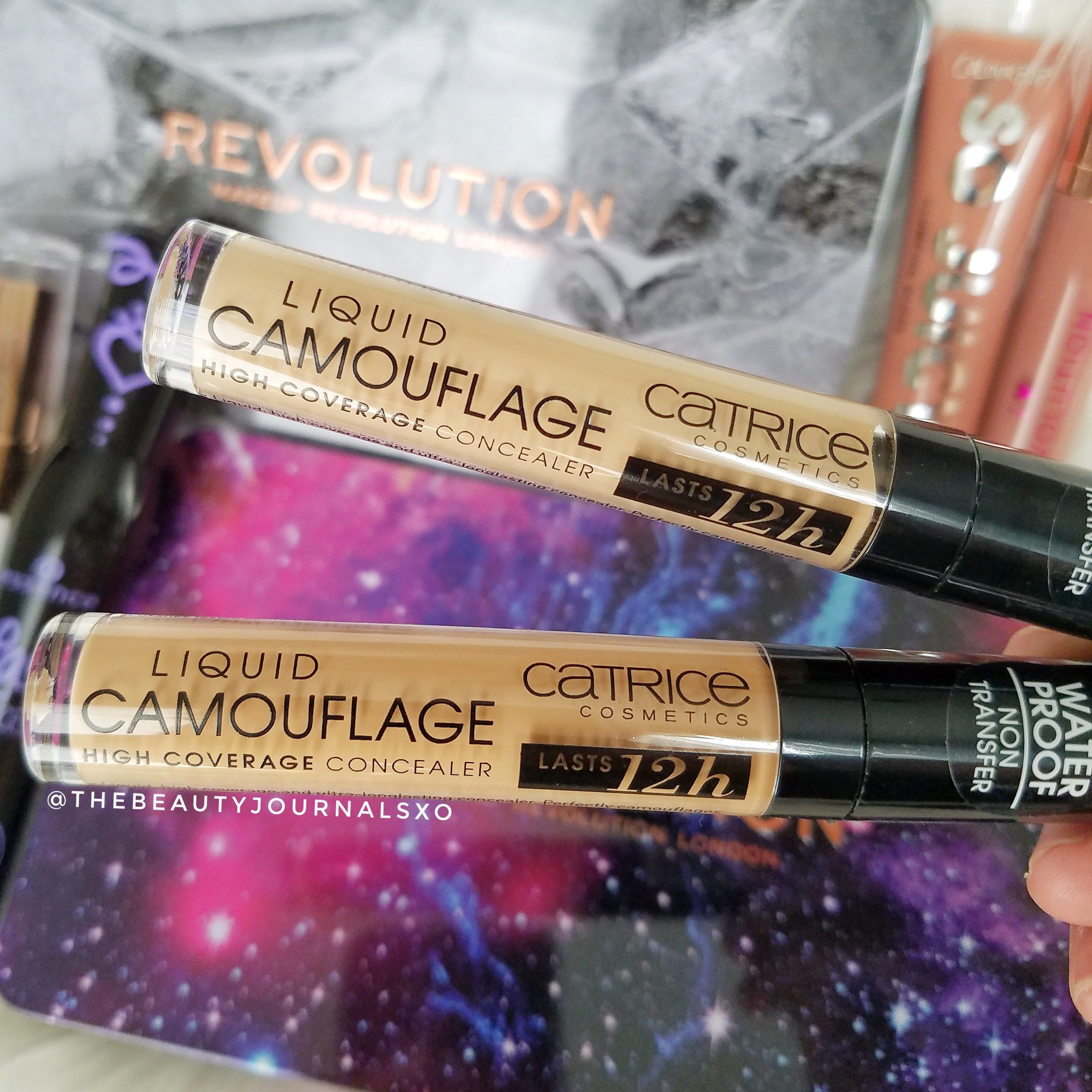 Catrice Liquid Camouflage High Coverage Concealer Review