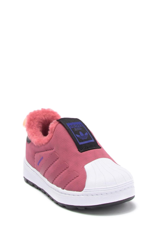 adidas   Superstar Winter 360 Sneaker (Toddler #nordstromrack ...