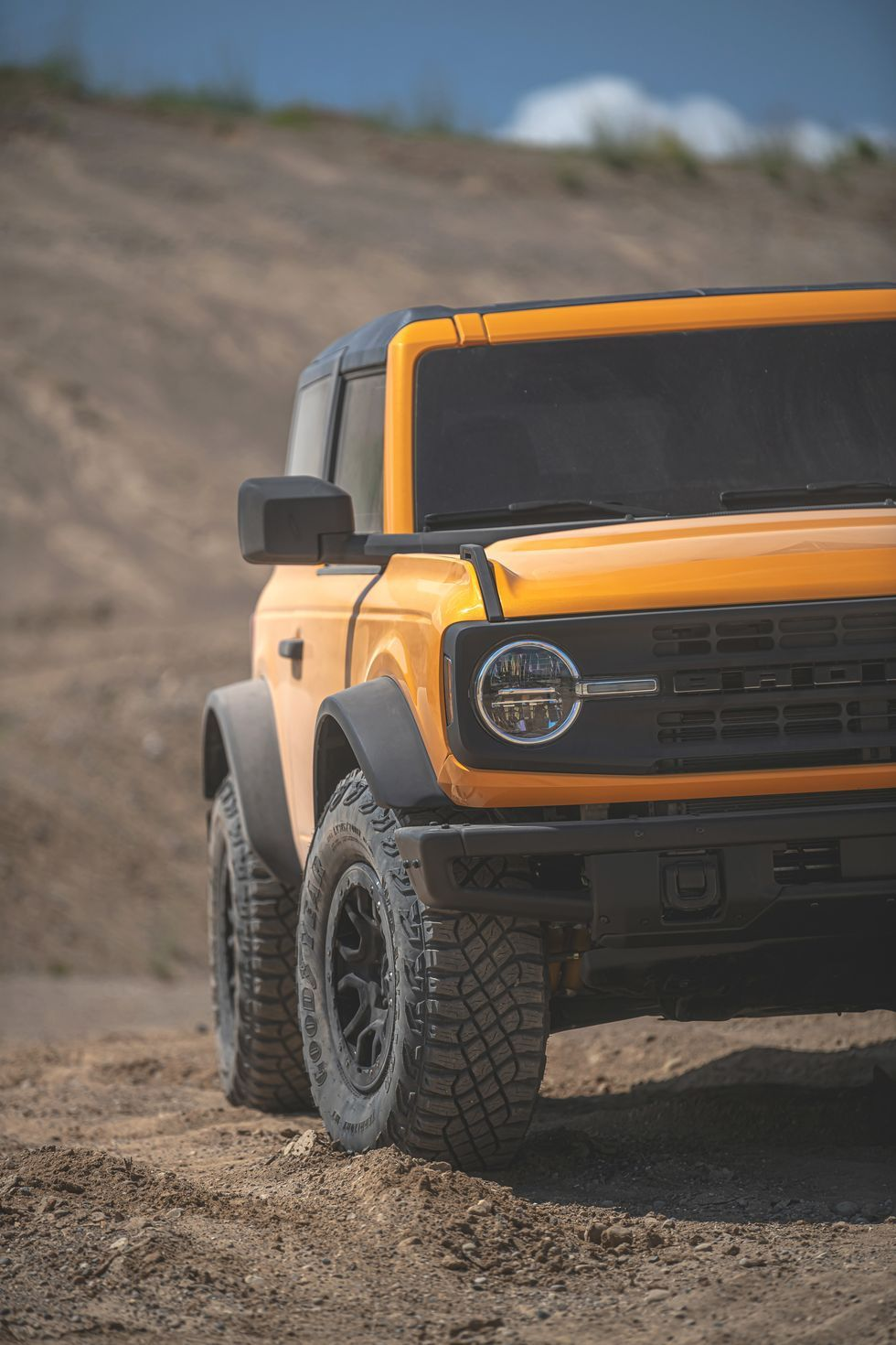 2021 Ford Bronco 2 Door In 2020 Ford Bronco Ford Bronco 2 Bronco