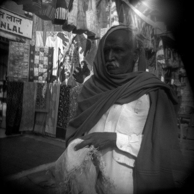Jaiupur - India    holga