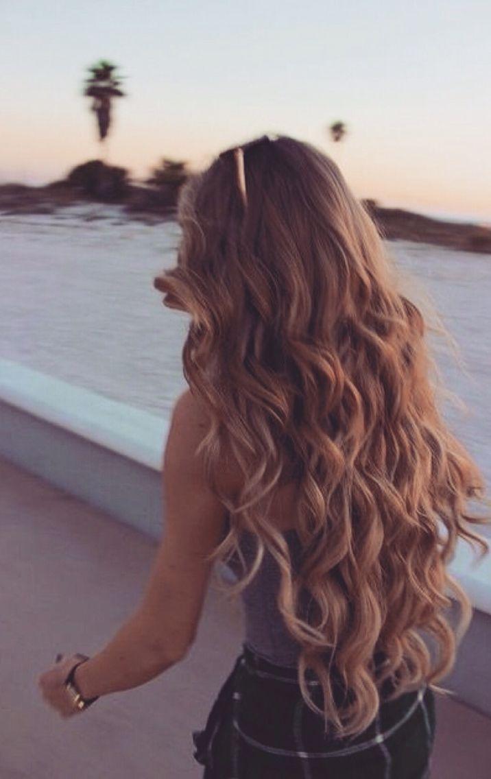 ゚ ゚ Galysb1107 ロングヘア 髪型 ヘアカラー