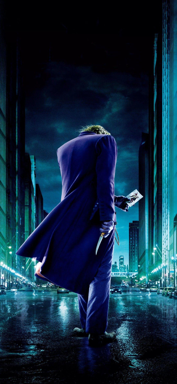 JOKER. in 2020 Joker hd wallpaper, Joker wallpapers