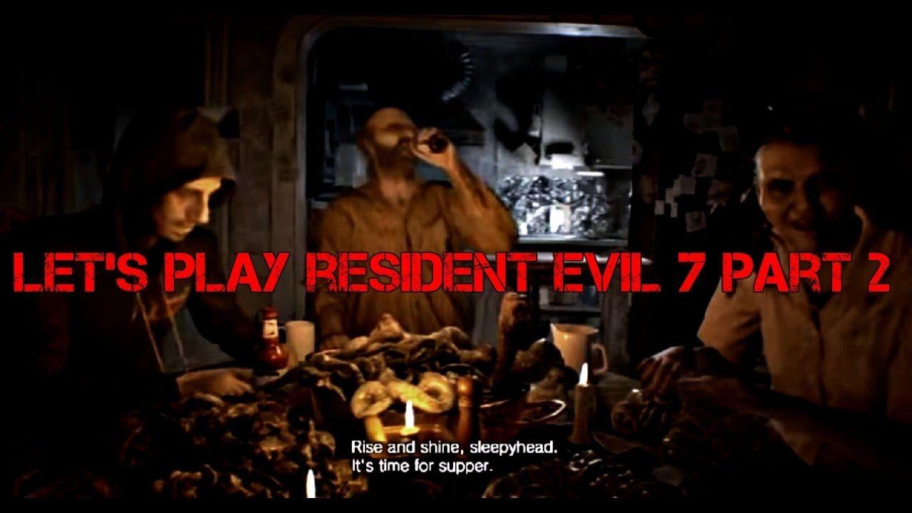 Let S Play Resident Evil 7 Part 2 Jack Garage Fight Resident