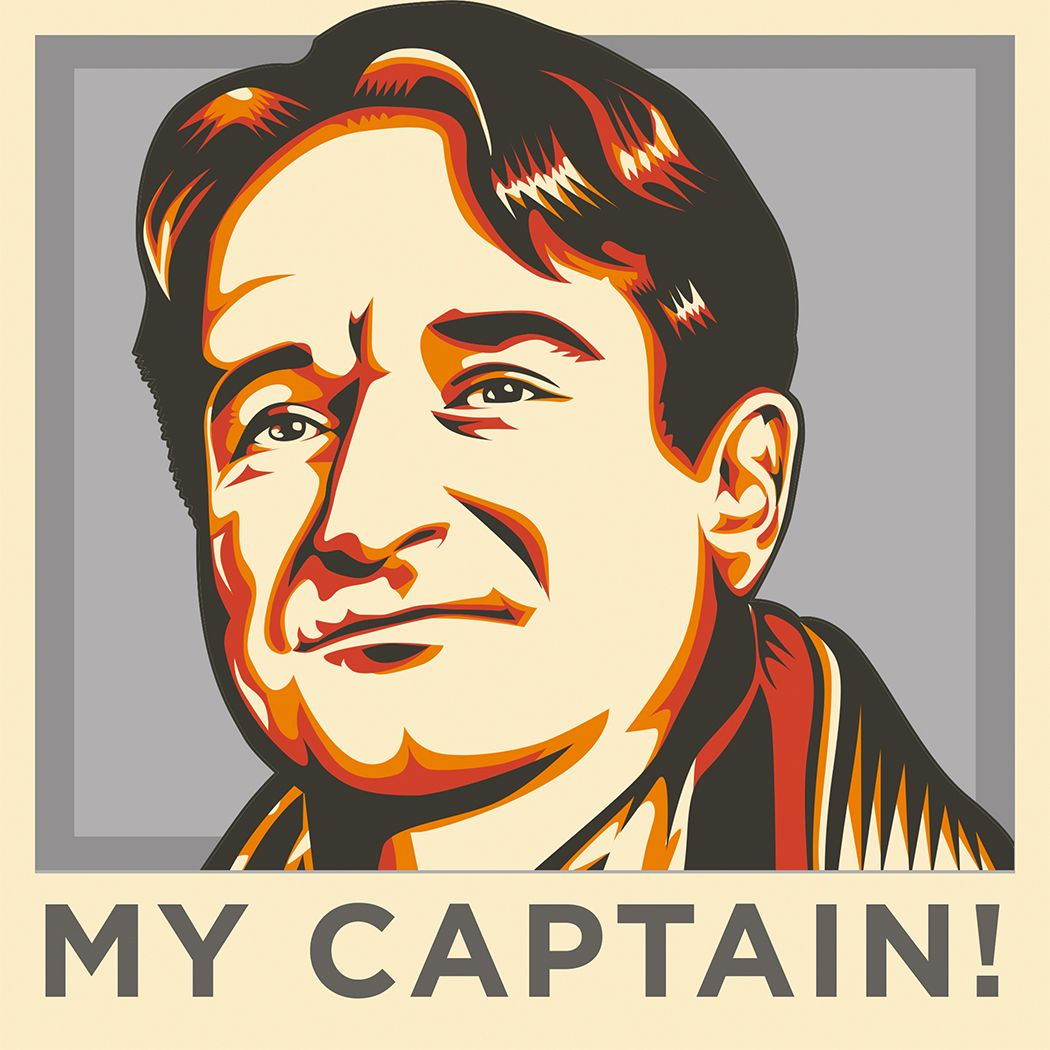 A Tribute To Robin Williams By Techgnotic On Deviantart With