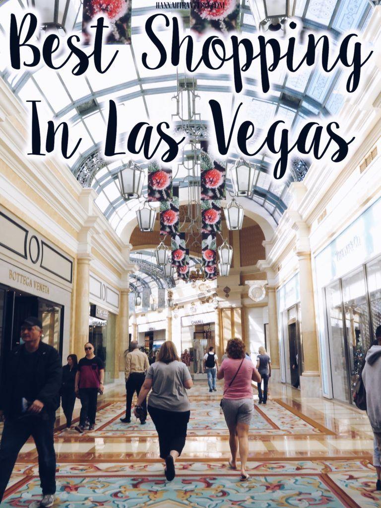 Las Vegas Shopping, Las Vegas