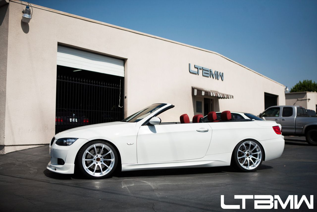 Vmr V701 Bmw E93 Convertible Via Ltmw Ltbmw Custom Bmw Bmw 3