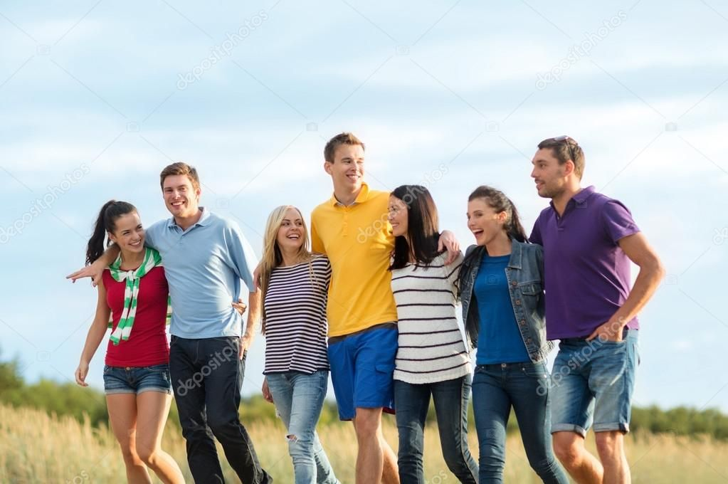 Group Of Friends Having Fun On The Beach Stock Photo Ad Fun Friends Group Photo Ad Fun Group Photos Group Of Friends Photo Grouping