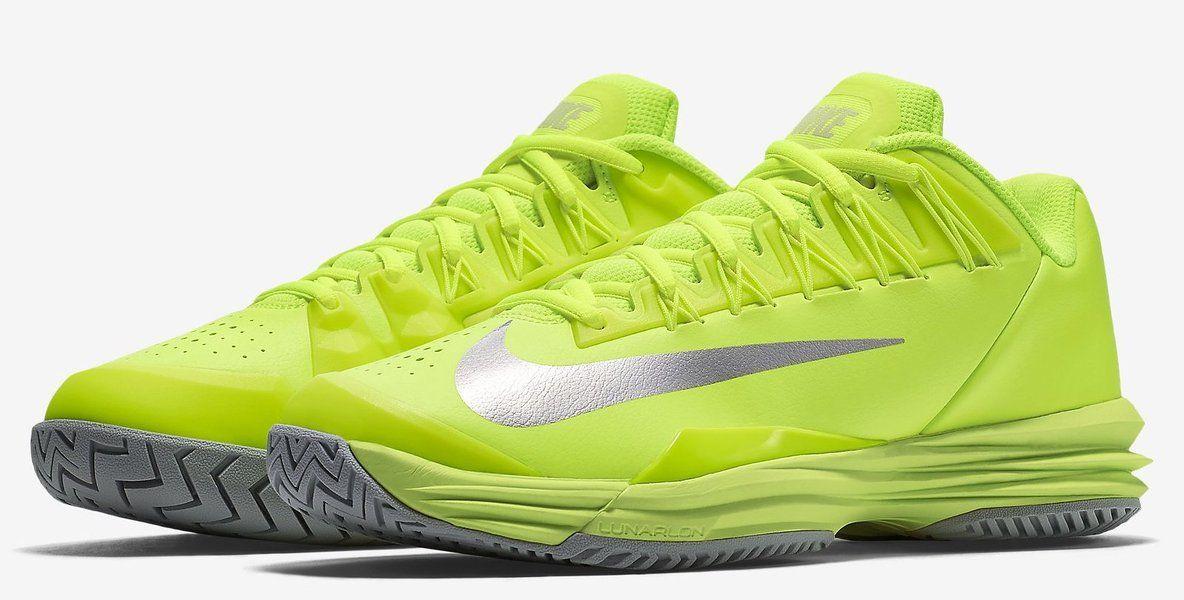 huge discount 2af4f 54cdb Nike Lunar Ballistec 1.5 Womens Tennis Shoe Sz 12