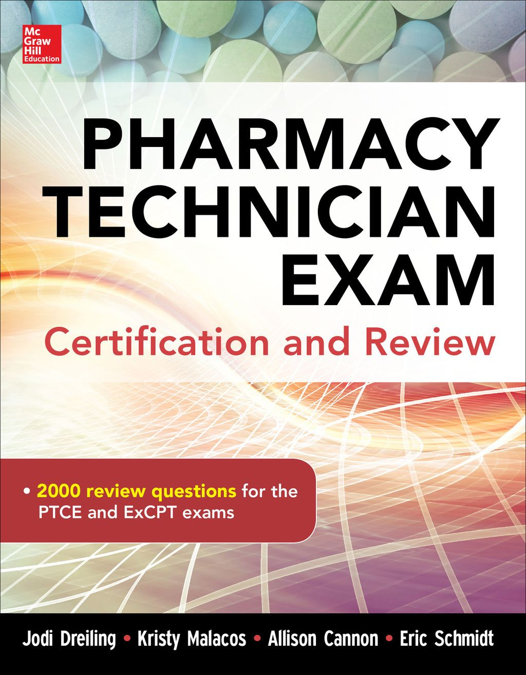 Pharmacy Tech Exam Certification and Review (eBook