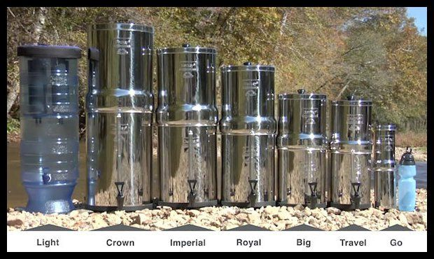 Recommended Item Of The Week Berkey Water Filtration System