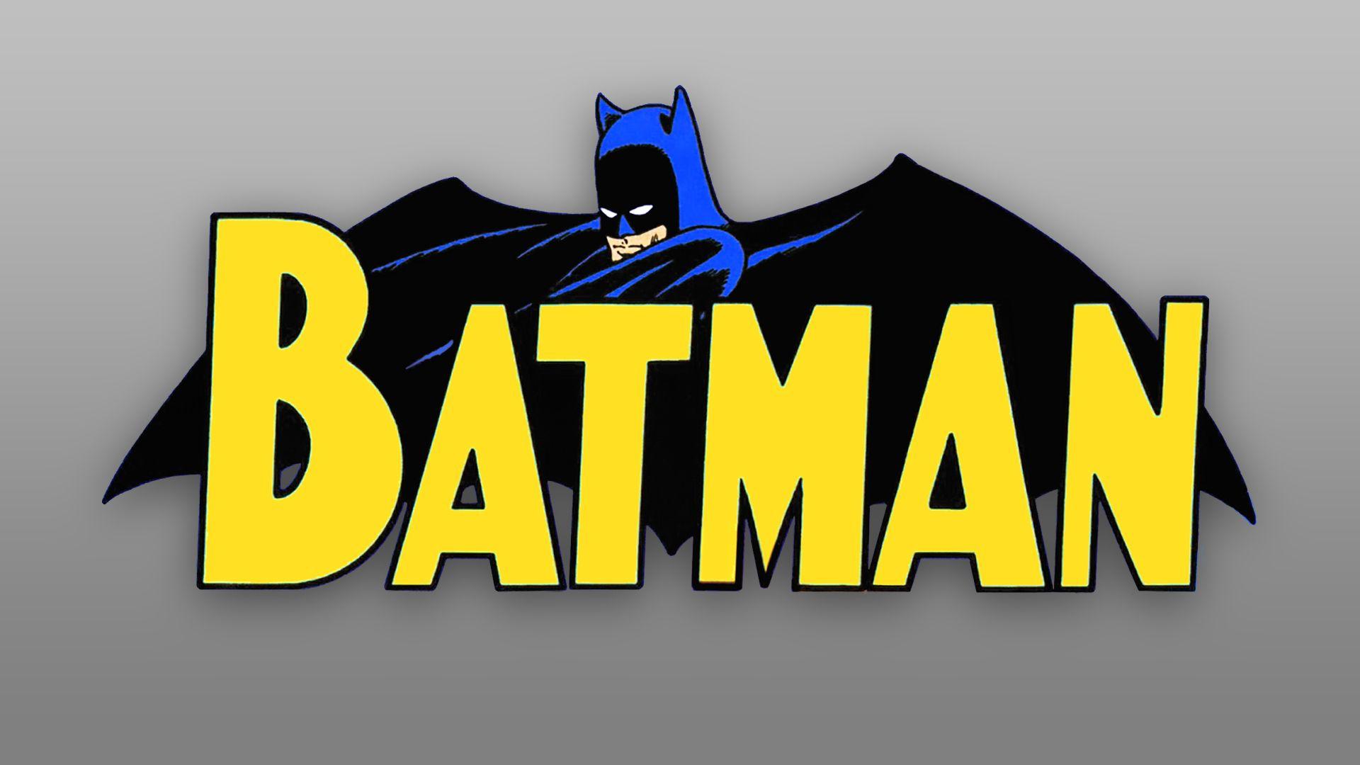 1960s Batman Logo (1920x1080) Need iPhone 6S Plus