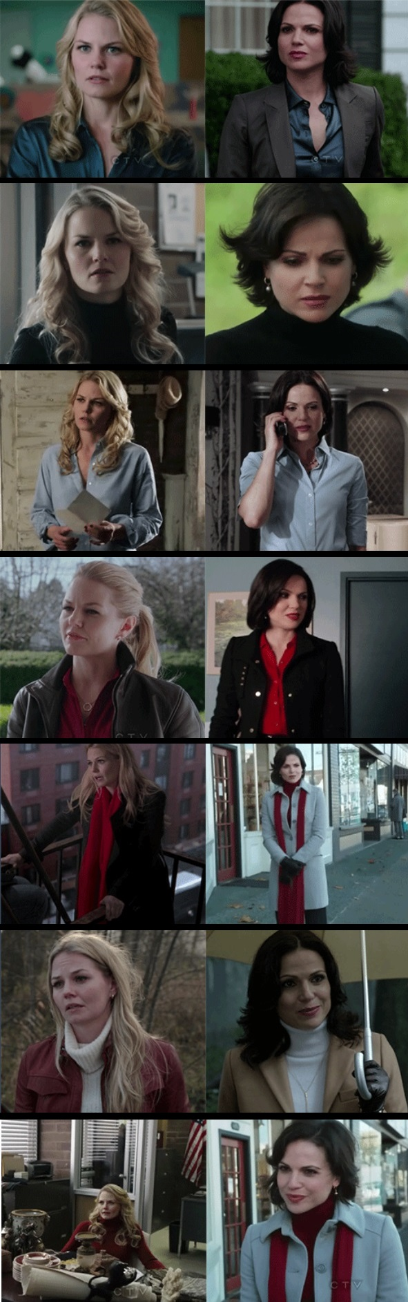 #swanqueen #swen  coincidence, I don't think so.
