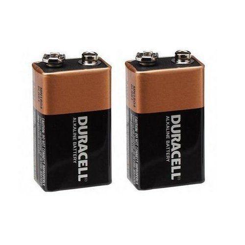 Duracell Alkaline 9v Battery Pack Of 2 Mn1604 Duracell Battery Pack Alkaline Battery