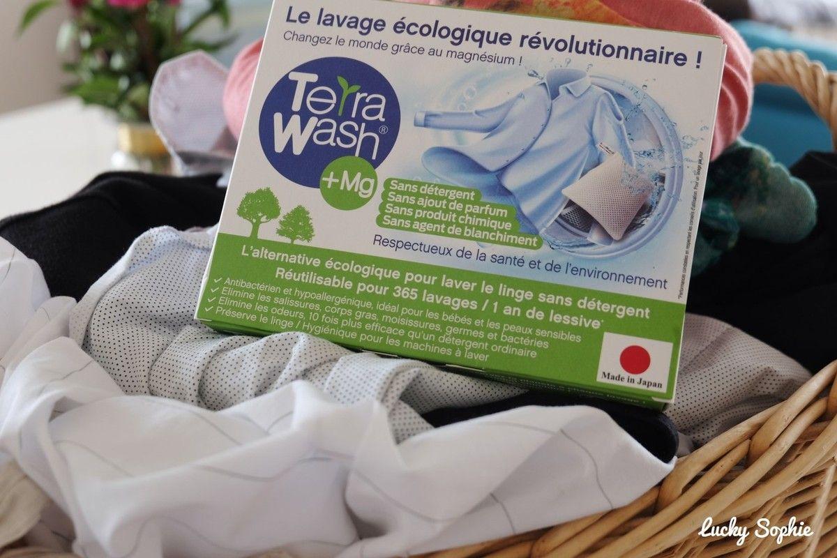Terrawash Lavage Ecologique Sans Lessive Lessive Lavage Lessive Liquide