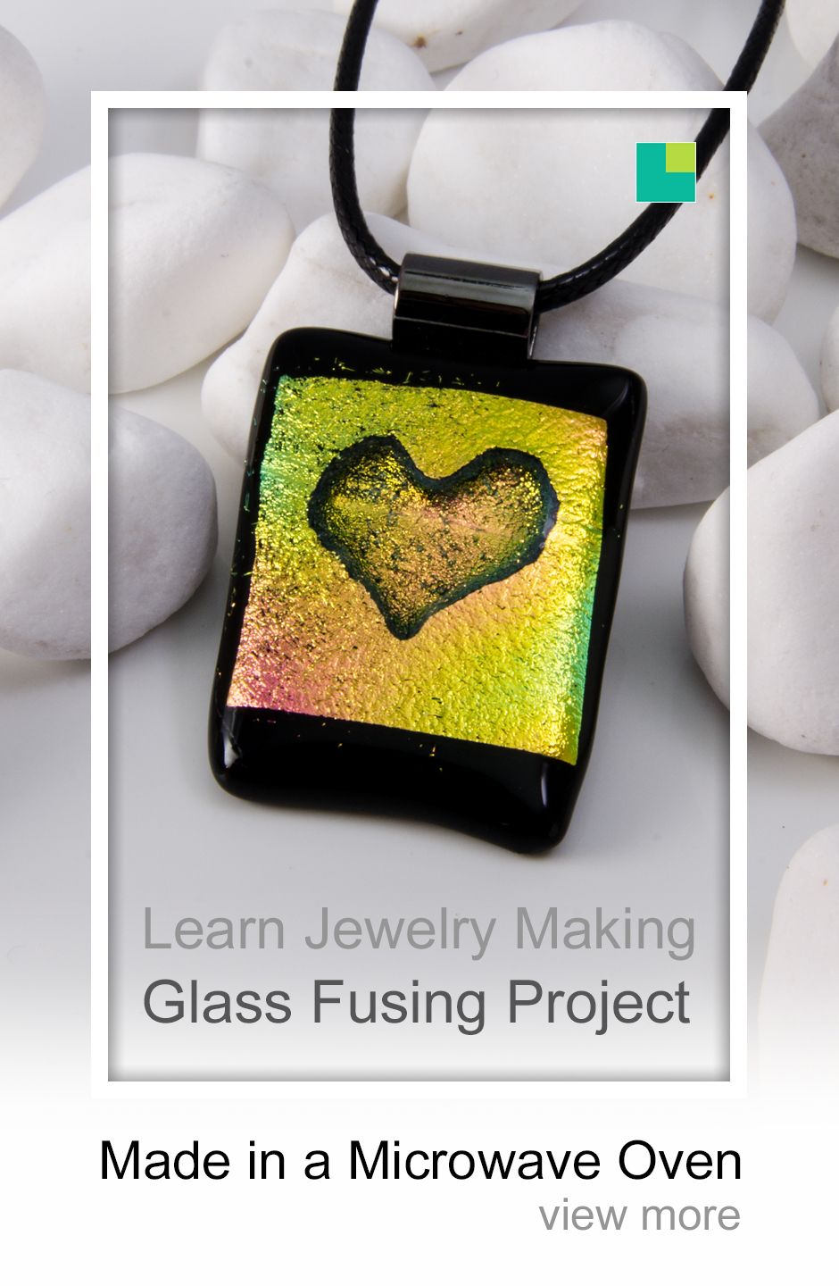 Fused glass pendant fused in a microwave kiln using a microwave oven jewelry making fused glass pendant fused in a microwave kiln using a microwave oven learn how to aloadofball Choice Image