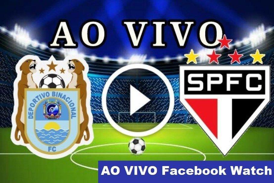 Binacional X Sao Paulo Ao Vivo Online No Facebook Watch Assista