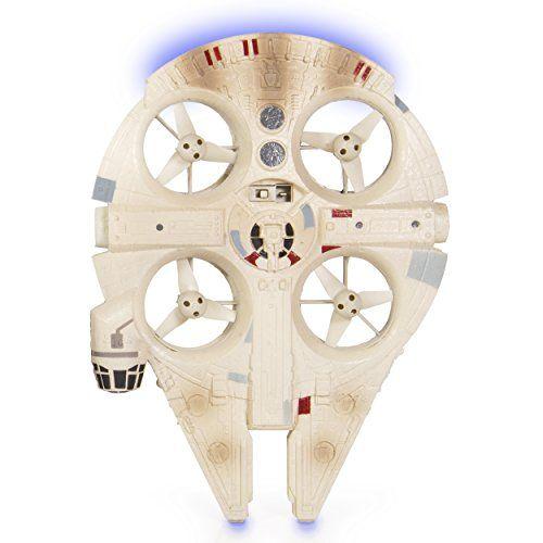 Air Hogs Star Wars Remote Control Ultimate Millennium Falcon Quad  http://www.bestdealstoys.com/air-hogs-star-wars-remote-control-ultimate-millennium-falcon-quad/