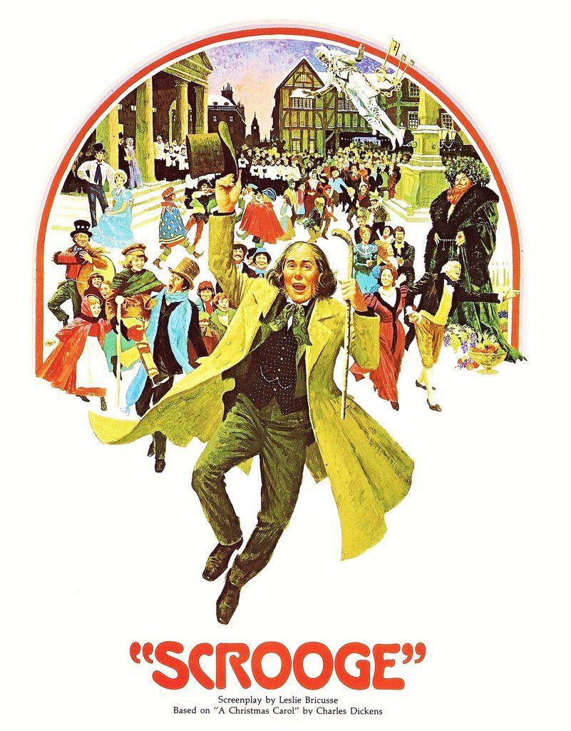 Scrooge (1970) Movie | Updates | Pinterest | Films, Streaming movies ...