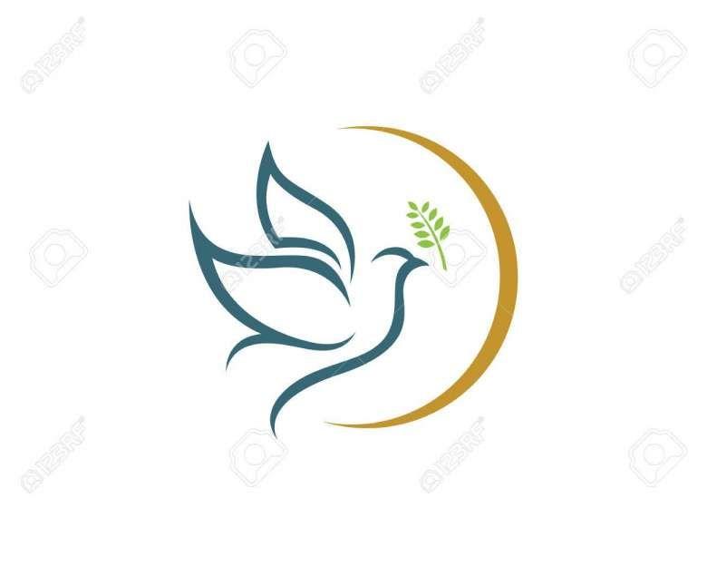16 Blue Dove Logo Dove Logo Design Logo Images Bird Logos