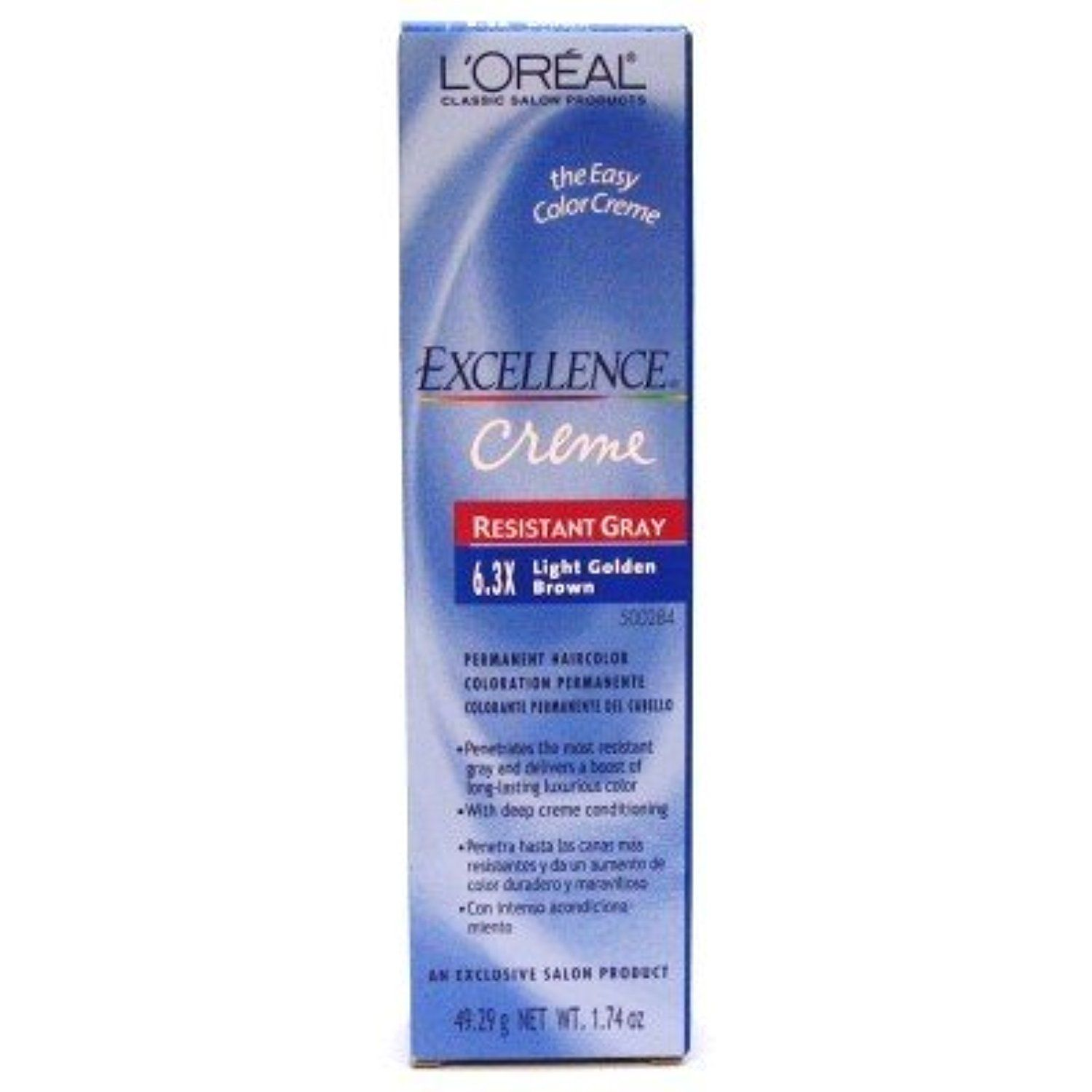 Luoreal excellence creme resistant personalcare personal care